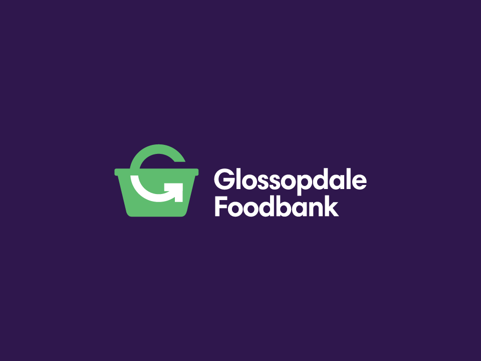 Website for Glossopdale Foodbank